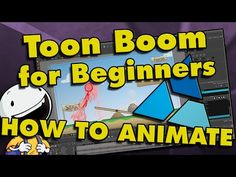 Toon Boom Harmony Tutorial: How To Animate for Beginners - YouTube