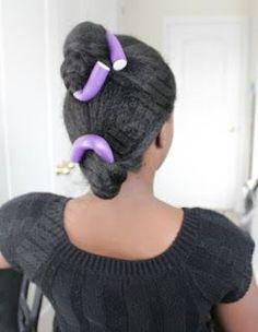Hairlicious Inc.: How I Do My Flexi Rods