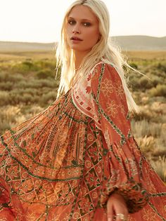 Free People Smooth Talker Printed Tunic at Free People Clothing Boutique