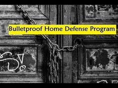 Bulletproof Home Defense Program