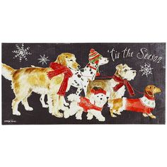 Holiday Dog Party Art | Pier 1 Imports