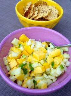 Mango Salsa   Making Life Sweet