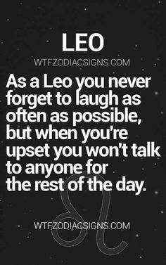 This is quite accurate. When they are upset, they completely ignore you even if u do anything crazy to make them laugh.