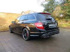 Mercedes C63 AMG Estate [Performance Pack Plus]