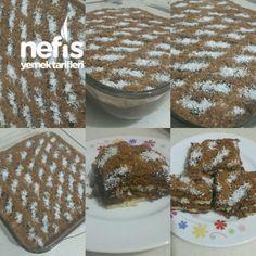 Kreması Bomba Bisküvi Pastası