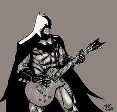 Batman Rocks