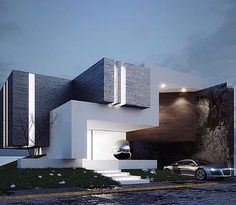 homes – Millionaire Homes Villa Design, Facade Design, Exterior Design, 3d Design, House Front Design, Modern House Design, Modern Architecture House, Architecture Design, Millionaire Homes