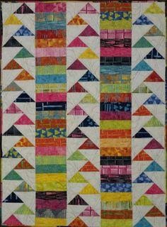 Free Quilt Pattern: Springtime Migration