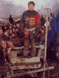 Kenneth as Henry V