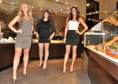 Shush Shoes 1st Anniversary Party  Sarita Heel Modeled  Photo Courtesy of T.R. Laz