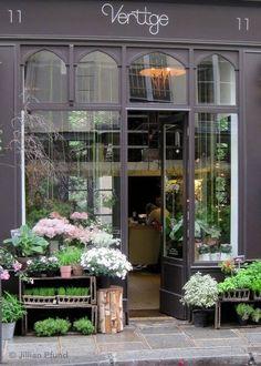Vertige flower shop | 75004 Paris