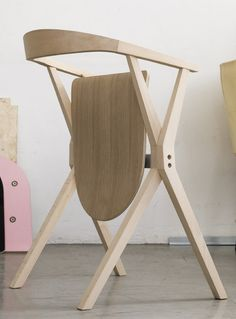 Konstantin Grcic: B-Chair for BD barcelona