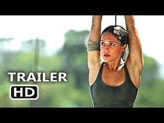 (14) TOMB RAIDER Trailer EXTENDED (2018) Lara Croft Movie HD - YouTube