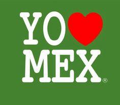 amo a mexico