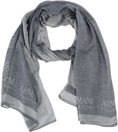 276c3dcb7e Armani Stole - Lyst Scarf Belt, Womens Scarves, Jewelry Shop, I Love Fashion