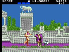 Top 100 games do Master System para jogar online - Inexistent Man Videogames, Altered Beast, Master System, 100 Games, Classic Video, Retro Games, Video Game Characters, My Youth, Play