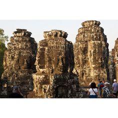 Dori Moreno Photography - The Bayon Pisa, Cambodia, Mount Rushmore, Tower, Mountains, Building, Photography, Travel, Fotografie