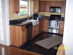 tile kitchen floor hardwood - Google Search