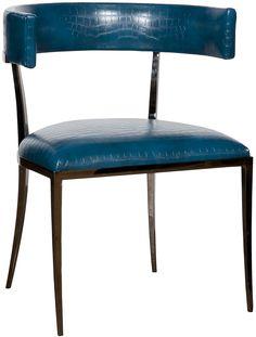 Updated Klismos chair