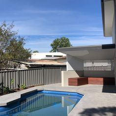 💫 Pool Area Goals 💫 The new pool house & fence painted by the Neilsen's Painting team 🙌 - Neilsen's Painting - House Painting Brisbane House Painting, Brisbane, Fence, Goals, Outdoor Decor, Instagram, Home Decor, Fence Painting, Painted Houses