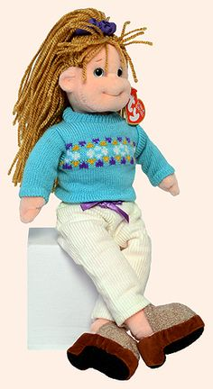 b2c1986f43e Cool Cassidy - Doll - Ty Beanie Boppers Beanie Babies