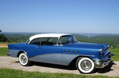 1955 Buick Century 2-Door Riviera Maintenance/restoration of old/vintage vehicles: the material for new cogs/casters/gears/pads could be cast polyamide which I (Cast polyamide) can produce. My contact: tatjana.alic@windowslive.com
