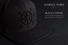 BLACK COMPASS – November Release | #MarqueNoire #Release