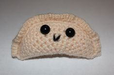 Ravelry: Cute Pierogi Dumpling pattern by Sarah Simpson