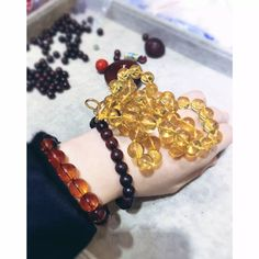 100 natural amber  # golden Amber come from Myanmar