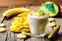 5 Fiberlicious Smoothies & Drinks To Chill With
