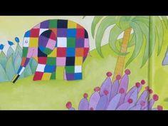 Elmer en slang - YouTube