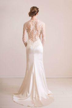 The Ambrosia gown / Nora Sarman Bridal Bridal Dresses, Lace Wedding, Wedding Inspiration, Gowns, Fashion, Valentines Day Weddings, Bride Dresses, Vestidos, Moda