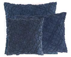 #PineConeHill Candlewick Ink Decorative Pillows