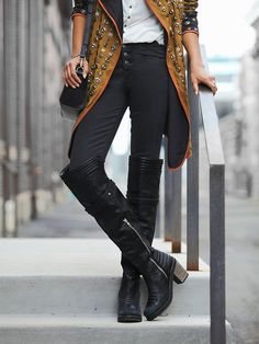 Free People Livingston Tall Boot, $298.00