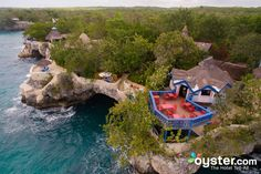 Zesty food, turquoise water, and amazing weather year-round are just a few motives for the Jamaica-bound. The island is popular with lovey-dovey honeymooners and hard-core partiers alike, and there are dozens of resorts geared towards each. Take a look at our picks for the best adult-only resorts in Jamaica (we promise they're not all Sandals).