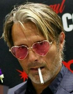 Mads Mikkelsen – see Hannibal Cast, Hannibal Series, Hannibal Lecter, Mads Mikkelsen, John Bernthal, Country Man, Will Graham, Hugh Dancy, Viggo Mortensen