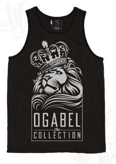 OGABEL.COM - Crowned Logo Tank, $23.95 (http://www.shopogabel.com/crowned-logo-tank/)