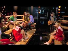 Full Performance of Say from Shooting Star | GLEE