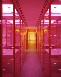 """Els Colors"" Nursery,Courtesy of RCR Arquitectes"