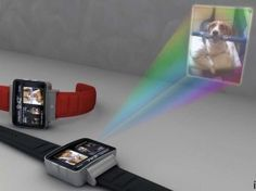 Apple iWatch Smart watch in display