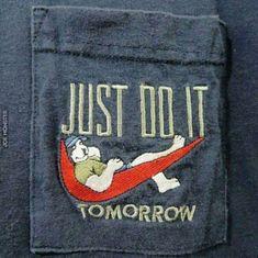 Nike tylko jutro - Joe Monster