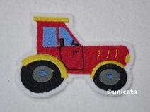Aufnäher Traktor