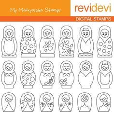matryoshka designs