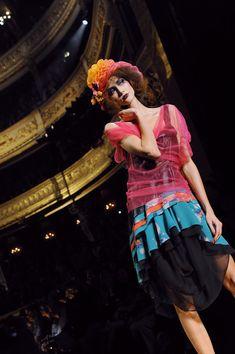 John Galliano, Spring/Summer 2011,  Ready to Wear