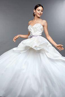 Austin Scarlett two-piece wedding dress