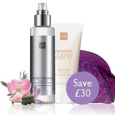 A great gift for those new mums in need of their beauty sleep. Includes Bewitching Beauty Bag, Sweet Dreams Pillow Mist and Mummy & Me Multi Balm saving You can purchase it from my page in spring offers. New Mums, Sweet Dreams, Mists, The Balm, Great Gifts, Make Up, Sleep, Children, Spring