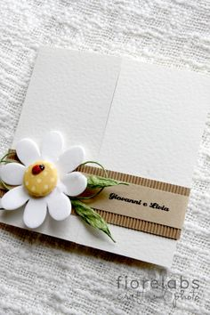 Card by fiorella fiorelabs Wedding Cards Handmade, Handmade Tags, Teachers Day Card, Fancy Fold Cards, Glitter Cards, Card Tags, Flower Cards, Cute Cards, Scrapbook Cards