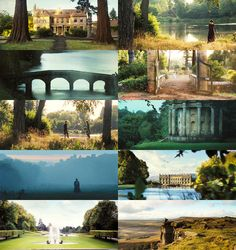 Scenery from Pride and Prejudice (2005)