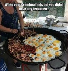 Classic Grandma ... - more at http://www.thelolempire.com