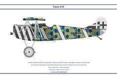 Fokker D.VII Jasta 73